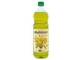 HOJIBLANCA Aceite de oliva virgen extra, 1 lts