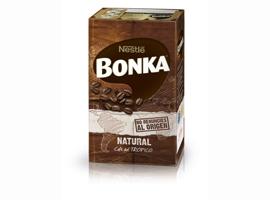 CAFE BONKA MOLIDO NATURAL  250