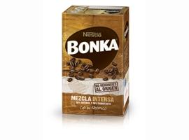 CAFE BONKA MOLIDO MEZCLA 250.