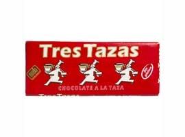 CHOCO TRES TAZAS PURO 200 GR
