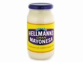 *MAYONESA HELLMANN'S 450 ML.