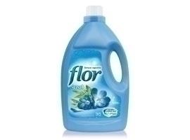 FLOR Suavizante azul, 2,2 litros (44L)