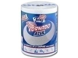 FOXY Bobina multiusos tornado azul