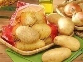 Patata lavada, bolsa de 3 kilos
