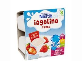 IOGOLINO FRESA 4X100 NESTLE.