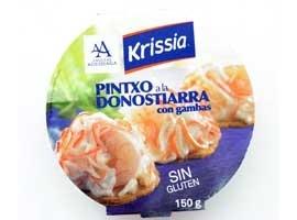 PINTXO DONOSTIARRA KRISSIA 150g