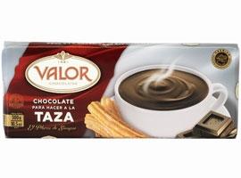 CHOCOLATE VALOR ALA TAZA 300 G.