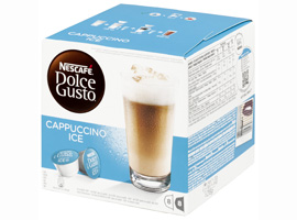 DOLCE GUSTO ICE CAPUCC.16C 104g