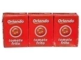 ORLANDO Tomate frito, 3x212 grs
