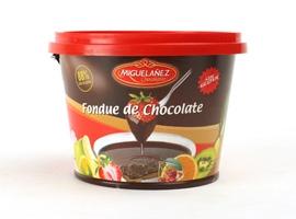 CHOCOLATE FONDUE 250g MGZ