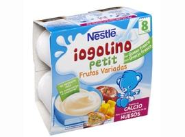 IOGOLINO PETIT FR.VARIADA 4X100