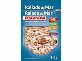RALLADO DE MAR 140GR.PESCANOVA