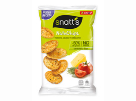 NATUCHIPS TTE-QUE-OR 85 SNATTS