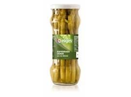 Esparrago verde 10/15, 345 grs  ELIGES