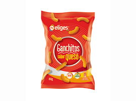 GANCHITO QUESO 80g ELIGES