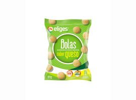 BOLAS QUESO 80g ELIGES