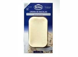 CREMA DE BACALAO ROYAL 100G