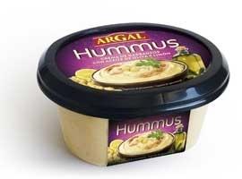 HUMMUS ARGAL 220G.