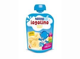 IOGOLINO POUCHES PLATANO 90g