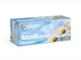 MANZANILLA C/ANIS 25un. ELIGES