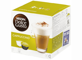 DOLCE GUSTO CAPUCCINO16C 133g