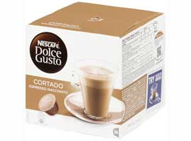 DOLCE GUSTO CORTADO 16C 100.8g
