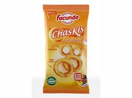 CHASKIS QUESO FACUNDO 100g